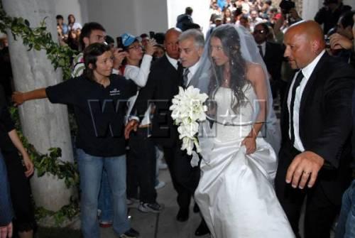 alessandro nesta matrimonio gabriella pagnozzi
